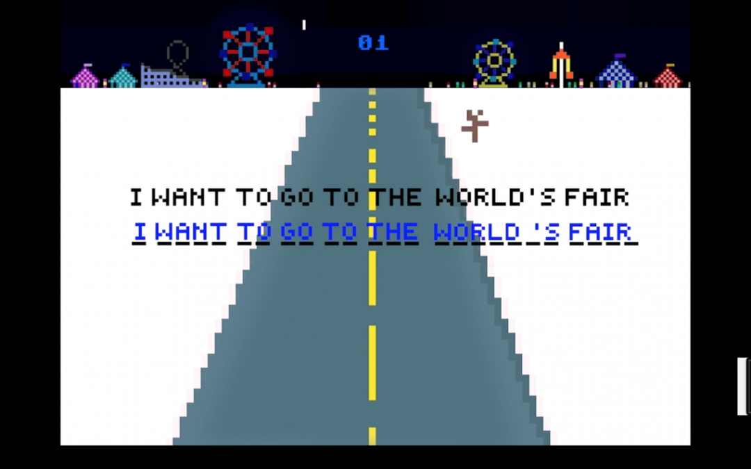 Buffering: The Strange Loops of We're All Going to the World's Fair